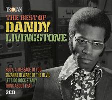 Dandy Livingstone Best of 2 X CD Trojan SKA Skinhead Reggae 2017