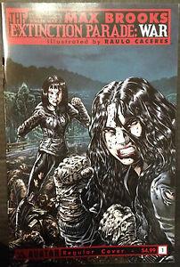 The Extinction Parade War #1 NM- 1st Print Free UK P&P Avatar Press Max Brooks