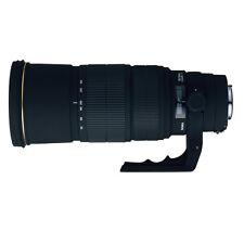 Sigma 120-300mm f/2.8 EX DG IF HSM APO Telephoto Zoom Lens. US Authorized Dealer