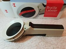 Braille Labeler ILA (independent living aids) CAN-DO Model #: 126740 + 3M Tape