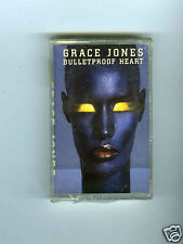 CASSETTE TAPE NEW GRACE JONES BULLETPROOF HEART