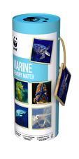 Wwf 984t3 - juego de memoria gigante marinos