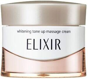 Shiseido Elixir white Tone Up Massage cream 100g