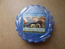 Yankee Candle USA RARE Blueberry Muffin Tarte en cire