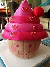 Victoria Cupcakes - Plush Toy By SEGA - Shelley Cherry