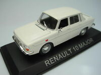 "DIE CAST "" RENAULT 10 MAJOR "" LEGENDARY CARS SCALA 1/43"