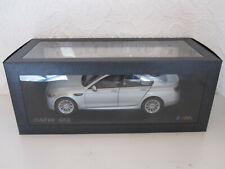 MODELLAUTO 1:18 BMW M5 F10 PARAGON SILVERSTONE II DEALER EDITION OVP
