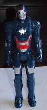 "2013 Hasbro Marvel Comics Captain America 12"" Large Action Figure Toy  EUC"