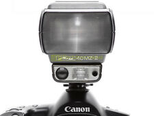 Flash Metz 40 MZ-2 system SCA. Adattabile, tramite SCA a tutte le fotocamere.