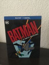 Batman The Complete Animated Series Blu Ray