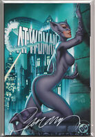 CATWOMAN 80TH ANNIVERSARY #1 (COVER F) SIGNED J. SCOTT CAMPBELL EXCLUSIVE ~ DC