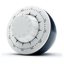 Prestige 57998 bis zu 60 Minuten Batterielose Küchen-Timer Blaue Farbe - Neue