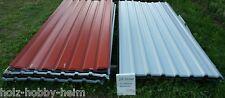 Trapezblech Trapezbleche Profilblech Dachplatten Stahlblech Blech 2.Wahl