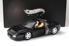 1:18 Elite Ferrari 348 TS black NEW bei PREMIUM-MODELCARS