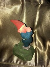 Rien Poortvliet Classic Gnomes— Little boy gnome trying to whistle