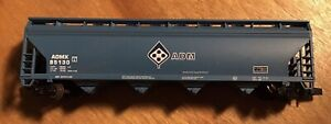 ADM 4 Bay Covered Hopper 85130 N Scale Gauge ATLAS