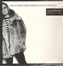 ELLIOTT MURPHY Just a Story from America LP NEW SEALED 180 Gram AUDIOPHILE VINYL