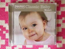NEW Fisher Price Classic Baby Mozart Music CD Kids