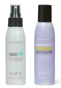 OPI Treatment - NAS 99 + Expert Touch Remover 2 x 110/3.7oz ml