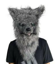 Halloween Cosplay Mask Animal Funny Horse Latex headgear Cosplay Mask Unisex
