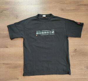 Mammut Herren T-Shirt Gr XL Schwarz