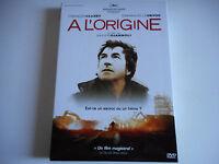 DVD - A L'ORIGINE - F.CLUZET / E.DEVOS - ZONE 2