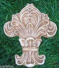Fleur de lis mold plaster concrete Louisiana mould