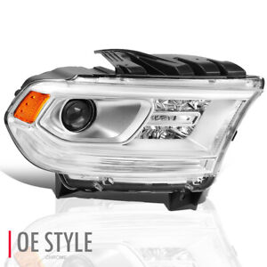 For 2014-2020 Dodge Durango Right Side Projector Headlight Head Lamp CH2503256