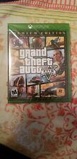 Grand Theft Auto V Gta v Premium Edition Xbox One Xb1 Same day Shipping read!!!!