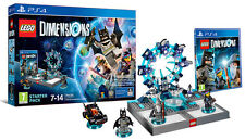 LEGO Dimensions Starter Pack PS4 Playstation 4 IT IMPORT WARNER