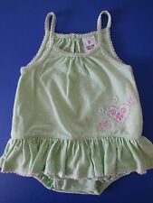 BABY GIRL ROMPER DRESS SIZE 000 FITS 0-3M