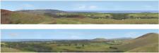 I D Backscenes 247N Photo Backscene 9 Inches High, Coast N Gauge