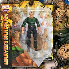 Sandman Marvel Select Legends Spider-Man