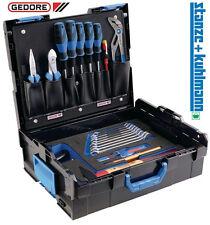"""GEDORE Werkzeugsortiment 23tlg. """"Azubibox"""" L-BOXX mit Check Tool Einlage"""