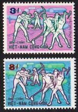 VIETNAM du SUD N°416/417* , 1972 South Vietnam MH