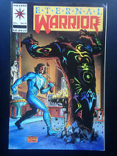 D9, Valiant Comics Dec # 17, Eternal Warrior, P/B GC
