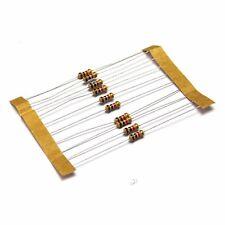10 pc 1K Ohm 1/4W 0.25W 5% Carbon Film Resistors - Free Postage - UK Seller