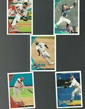 2010 Topps Factory BONUS Set(RS1-5)Ichiro,Jeter,Pujols+