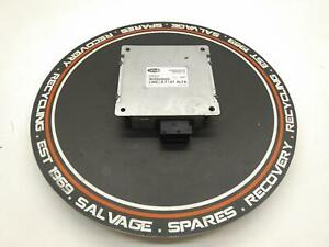 Fiat 500 2010 51833517 Radio Control Module ECU
