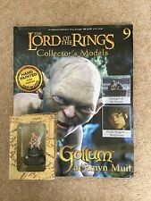 The Lord of the Rings Collector's Model No 9 Gollum