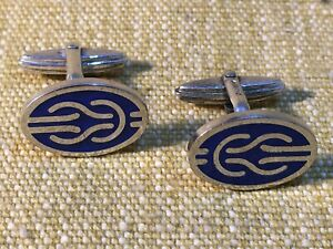 Superb Vintage  Dunhill Cufflinks in stylish gift box