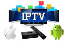 6 month IPTV Subscription VIP Channels + Catch up  M3U MAG Enigma 2 Smart LG TV