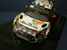 Citroen DS3 WRC 2013 Monte Carlo IXO RAM534 Sebastein Loeb 1:43