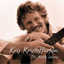 Kris Kristofferson - The Austin Sessions CD - Near-MINT - Me And Bobby McGee