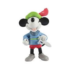 "1938 ""Brave Little Tailor"" Mickey Mouse Disney Mini Figure World 2.75""(7cm) Deco"