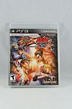 Street Fighter X Tekken - PS3 - CIB - TESTED