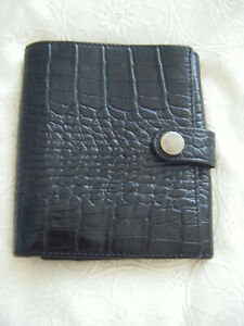 BILLY BAG PURSE ~ BLACK LEATHER ~ EX COND!