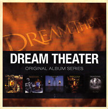 >>  DREAM THEATER / ORIGINAL ALBUM SERIES - 5 INDIVIDUALS IN 1 DIGI BOX SET