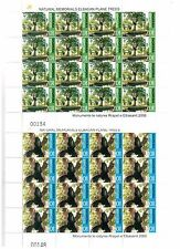 "Albania 2006. NATURAL MONUMENTS ""PLANE TREES OF ELBASAN"". Sheet MNH"