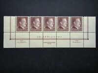 Germany Nazi 1942 Stamps MNH Adolf Hitler 53rd birthday Swastika Generalgouverne